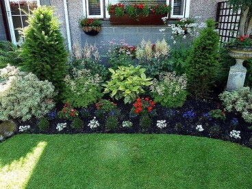Unusual Front Yard Landscaping Design Ideas That Looks Great 13