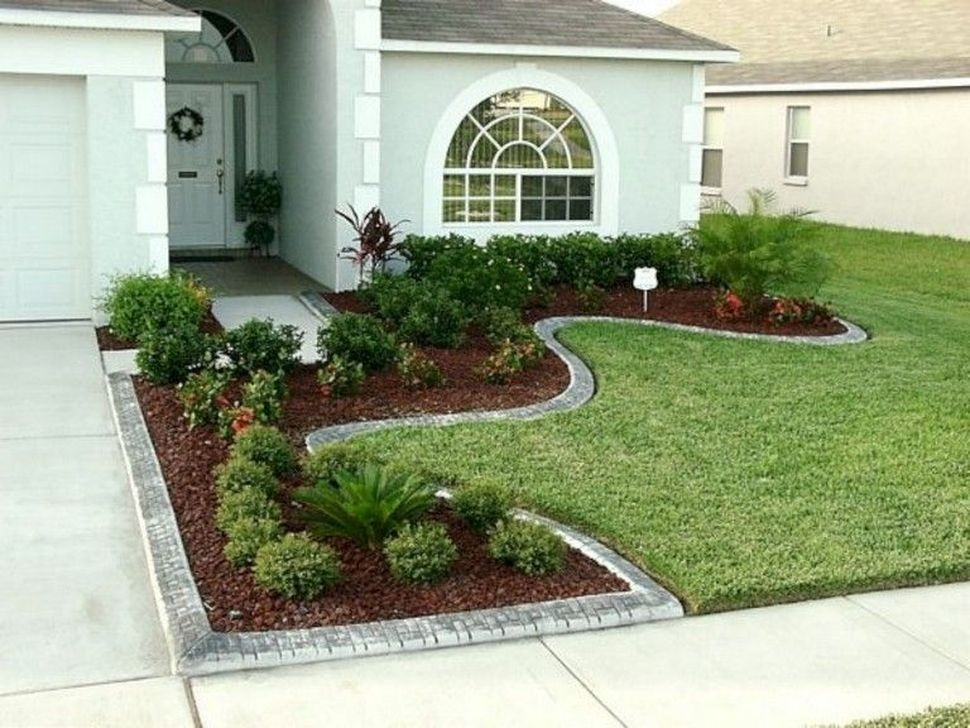 Unusual Front Yard Landscaping Design Ideas That Looks Great 25