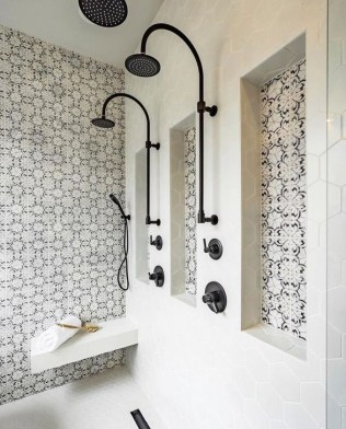 Amazing Shower Designs Ideas For Your Modern Bathroom 16