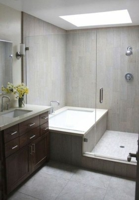 Amazing Shower Designs Ideas For Your Modern Bathroom 25
