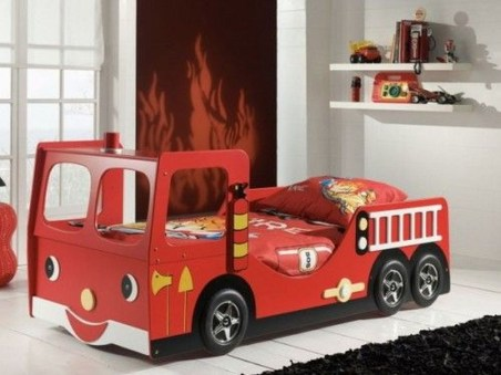 Astonishing Car Bed Designs Ideas That Every Kids Must See 06