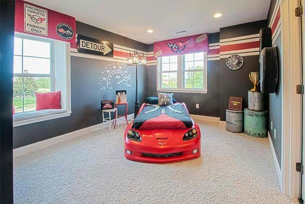 Astonishing Car Bed Designs Ideas That Every Kids Must See 07