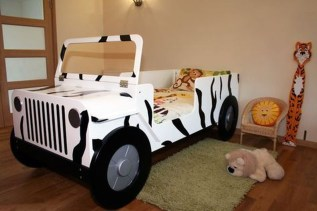 Astonishing Car Bed Designs Ideas That Every Kids Must See 33