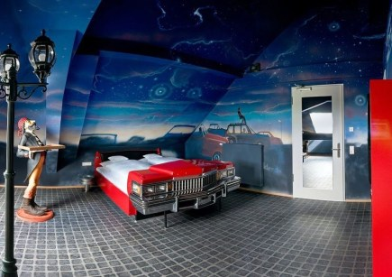 Astonishing Car Bed Designs Ideas That Every Kids Must See 37
