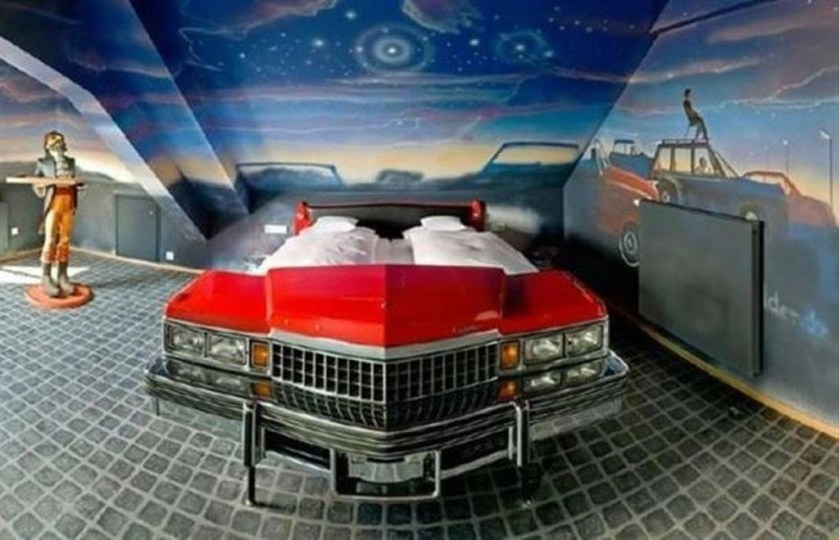 Astonishing Car Bed Designs Ideas That Every Kids Must See 43