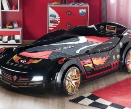 Astonishing Car Bed Designs Ideas That Every Kids Must See 45