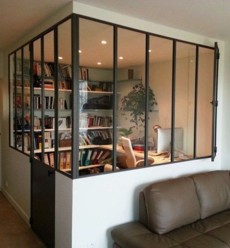 Awesome Fitness Corner Design Ideas In Your Home 09