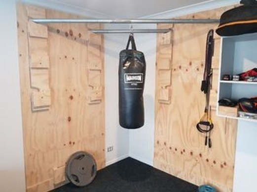 Awesome Fitness Corner Design Ideas In Your Home 20