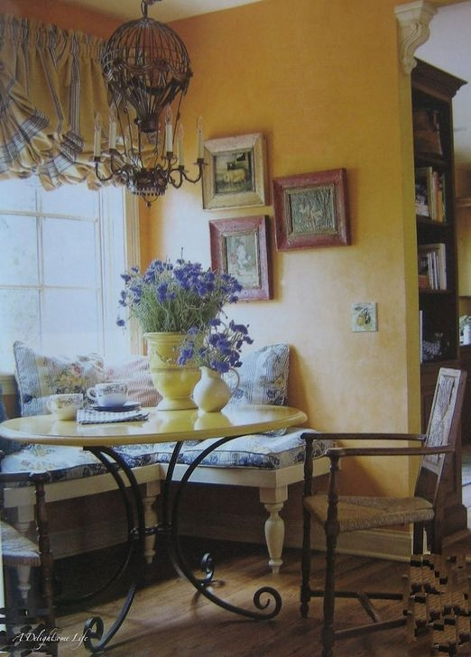 Captivating French Country Home Decor Ideas For You 03
