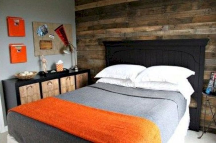 Comfy Small Bedroom Ideas For Your Son To Try 07