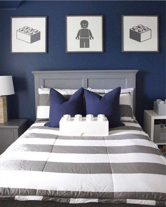 Comfy Small Bedroom Ideas For Your Son To Try 18