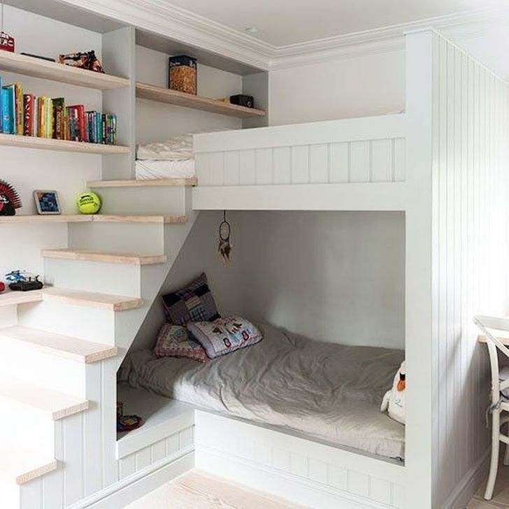 Comfy Small Bedroom Ideas For Your Son To Try 42