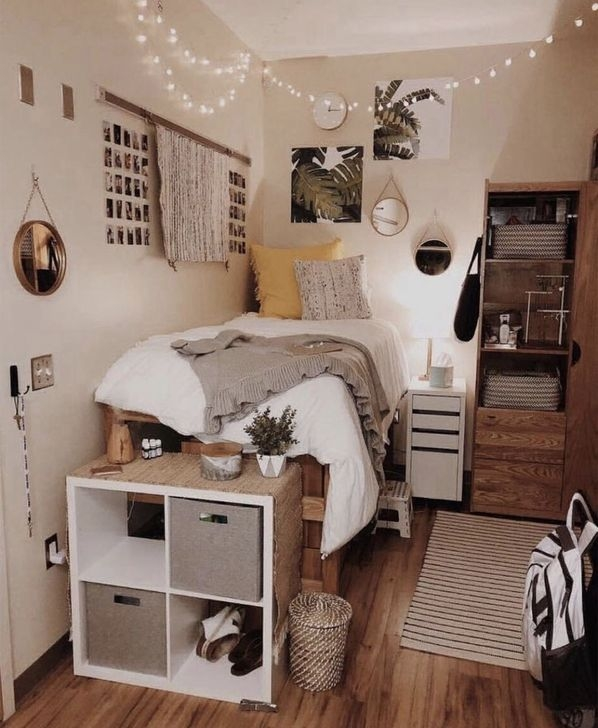 Cozy Small Rooms Design Ideas For Teens To Copy 24