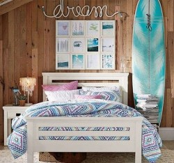 Favored Bedroom Design Ideas With Beach Themes 08