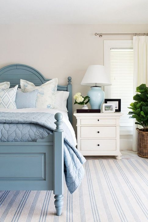 Favored Bedroom Design Ideas With Beach Themes 15