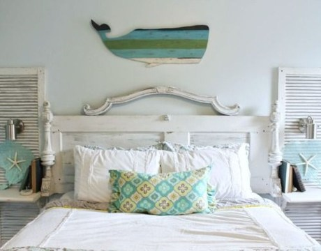 Favored Bedroom Design Ideas With Beach Themes 28