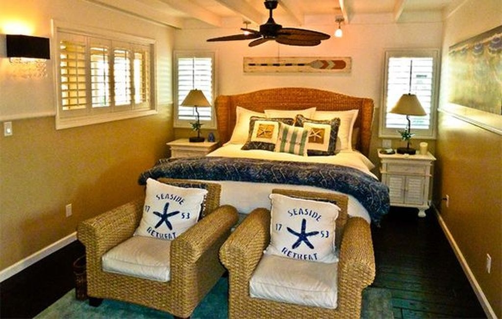 Favored Bedroom Design Ideas With Beach Themes 30