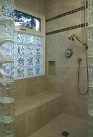 Favored Glass Block Windows Ideas To Enhance Your Home Decor 06