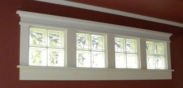 Favored Glass Block Windows Ideas To Enhance Your Home Decor 08