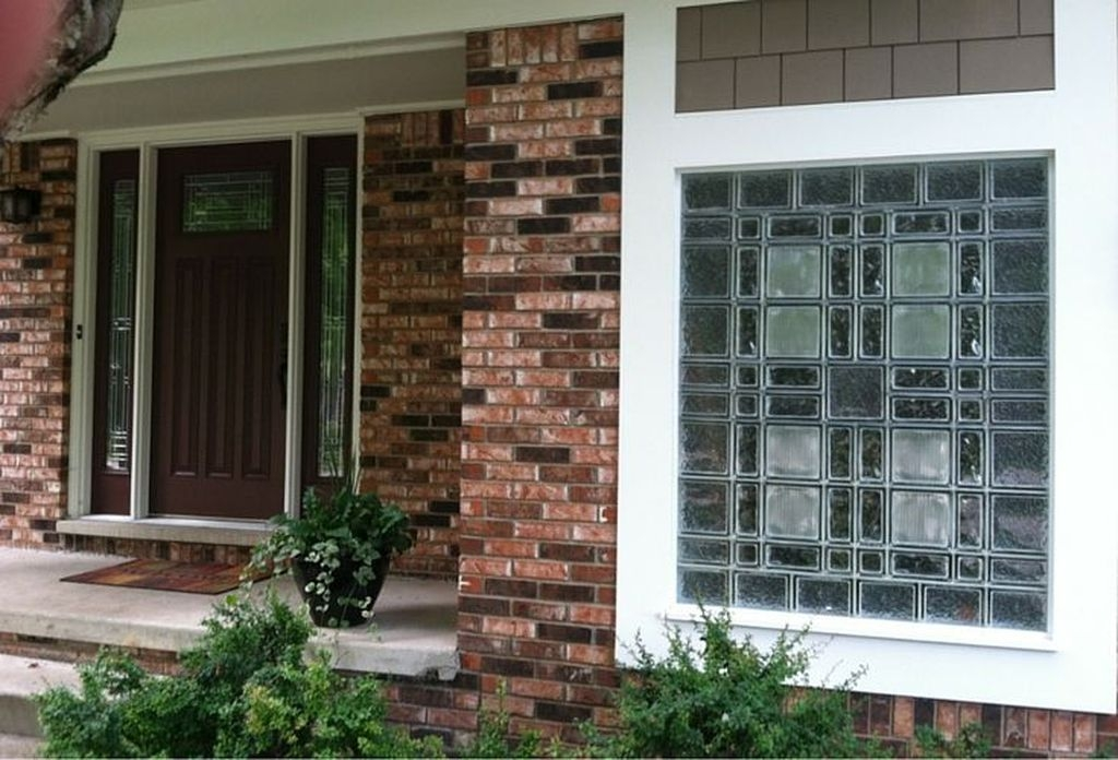 Favored Glass Block Windows Ideas To Enhance Your Home Decor 13