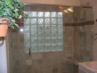Favored Glass Block Windows Ideas To Enhance Your Home Decor 23