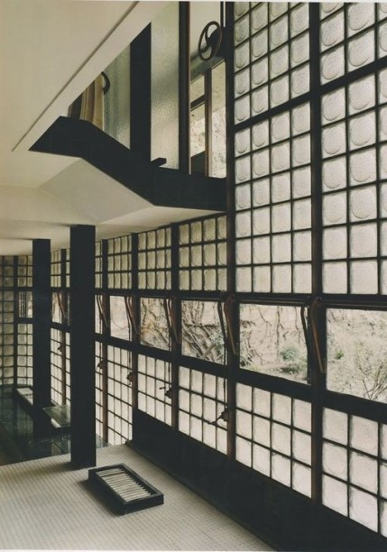 Favored Glass Block Windows Ideas To Enhance Your Home Decor 29