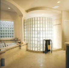 Favored Glass Block Windows Ideas To Enhance Your Home Decor 42