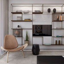 Flawless Living Room Design Ideas To Copy Asap 33