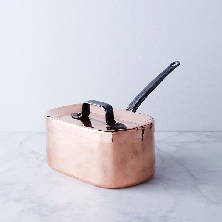 Hottest Copper Rose Gold Kitchen Themes Decorations Ideas 03