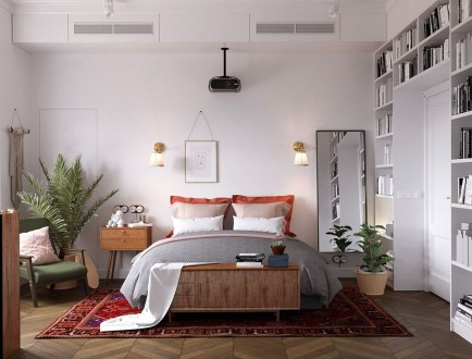 Latest Scandinavian Style Interior Apartment Ideas To Try 36