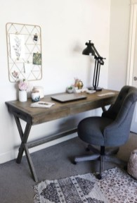 Outstanding Mini Office Design Ideas In The Living Room 25