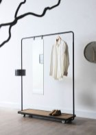 Relaxing Wooden Rack Ideas To Be Applied Into Any Home Styles 07