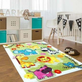 Superb Playful Carpet Designs Ideas To Surprise Your Kids 15