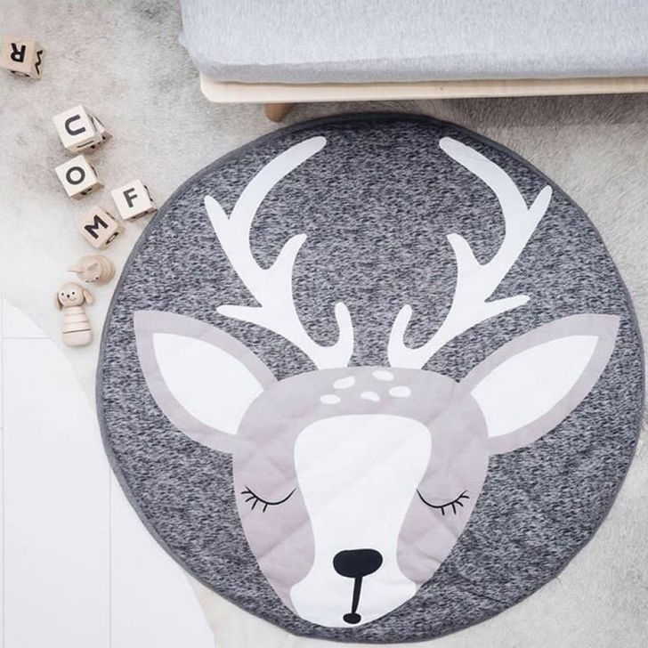 Superb Playful Carpet Designs Ideas To Surprise Your Kids 19