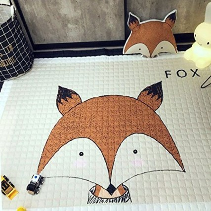 Superb Playful Carpet Designs Ideas To Surprise Your Kids 42