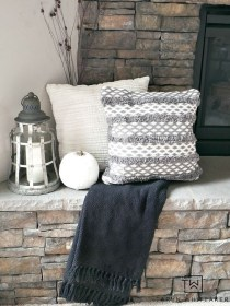 Unordinary Home Decoration Ideas For Fall To Try 05