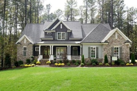 Unusual Home Exterior Designs Ideas That Look Clean And Dazzle 07