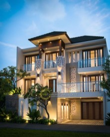 Unusual Home Exterior Designs Ideas That Look Clean And Dazzle 08