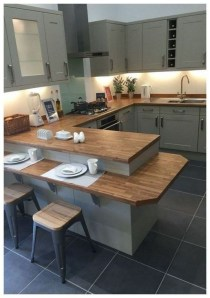 Casual Kitchen Design Ideas For The Heart Of Your Home 29