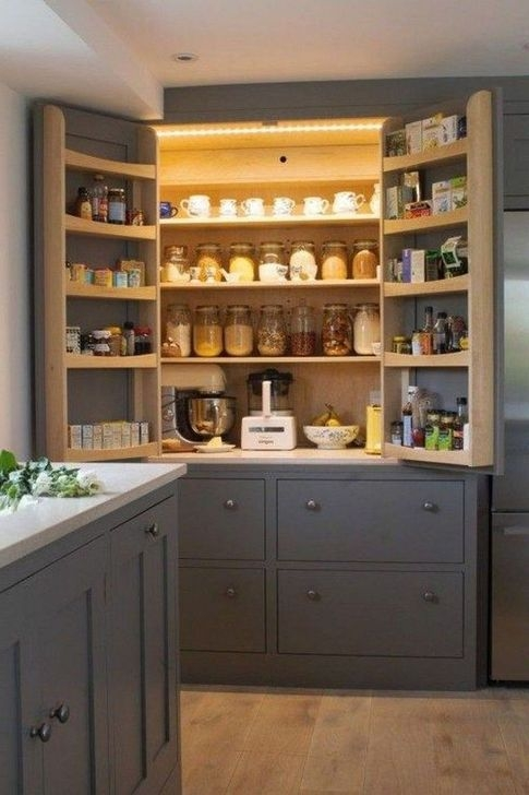 Classy Farmhouse Kitchen Cabinets Design Ideas To Copy 15