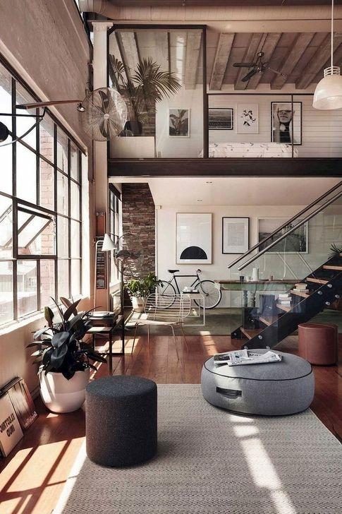 Rustic Penthouse Apartment Design Ideas For You 22