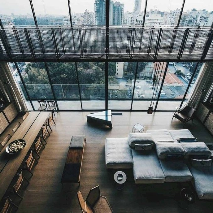 Rustic Penthouse Apartment Design Ideas For You 38