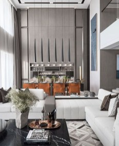 Rustic Penthouse Apartment Design Ideas For You 40