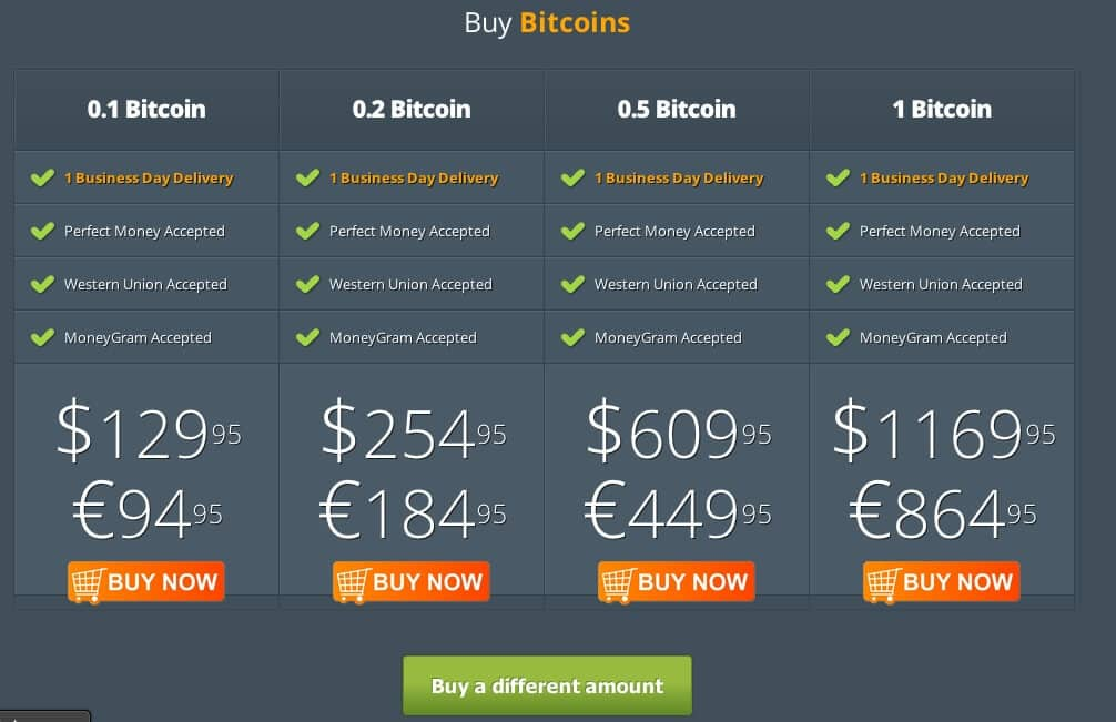buy bitcoin with western