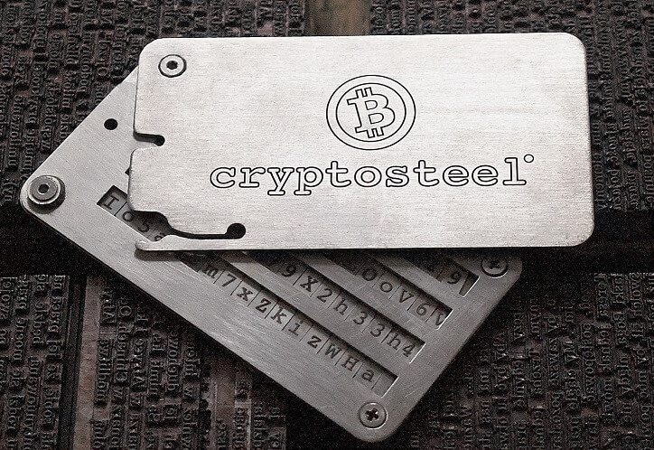 CryptoSteel Review Burned it down ran over it and smashed it to the Ground
