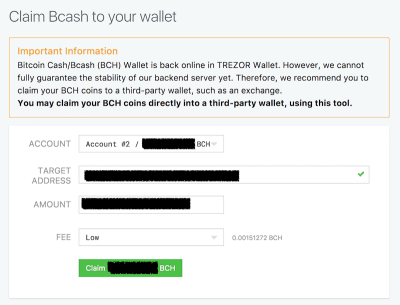 How to Claim Your Bitcoin Cash and Sell it for Bitcoin ...