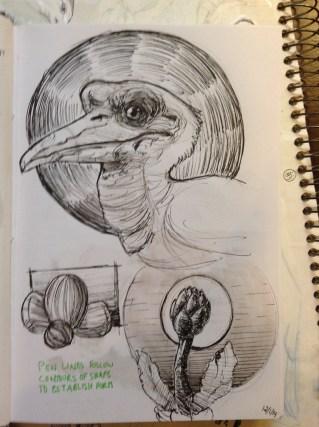 Dynamic Sketching practice II