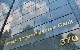 Banco Central da África do Sul recebe