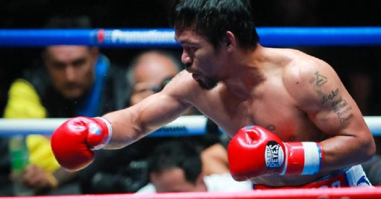 O lendário boxeador Manny Pacquiao irá lançar sua criptomoeda este ano.