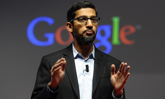 CEO do Google divulga filho de 11 anos no setor de criptomoedas